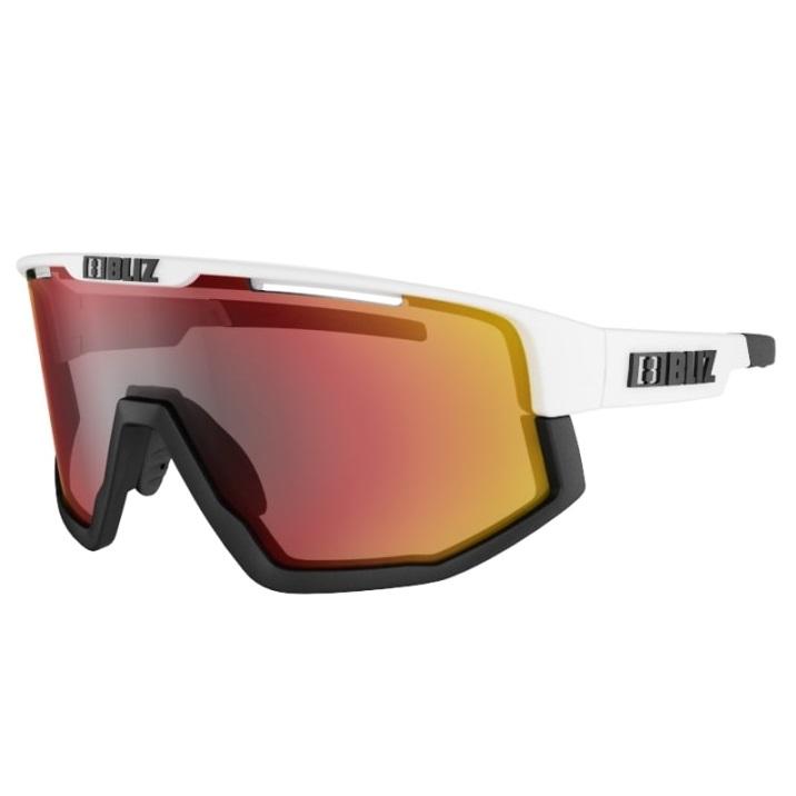 Sportovní sluneční brýle Bliz Fusion White