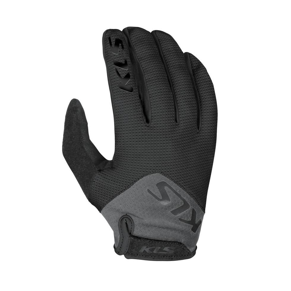 Cyklo rukavice Kellys Range Black - XL