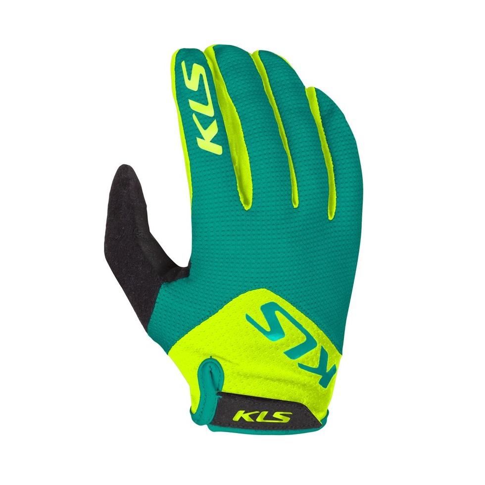 Cyklo rukavice Kellys Range Green - XL