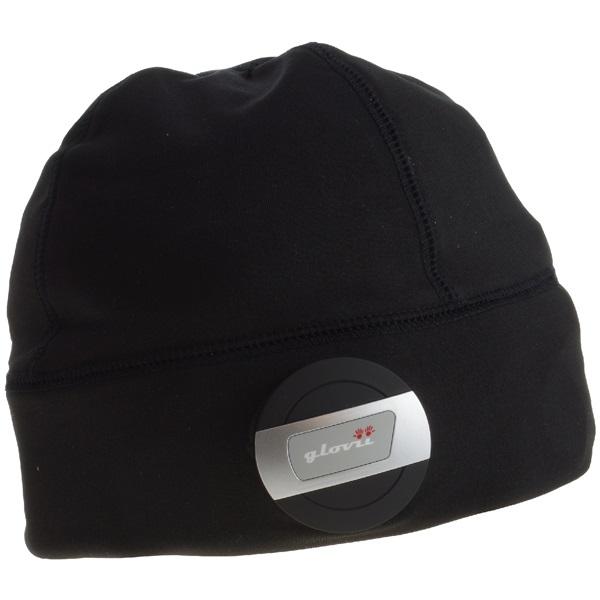 Bluetooth čepice s reproduktory Glovii BG2XC černá