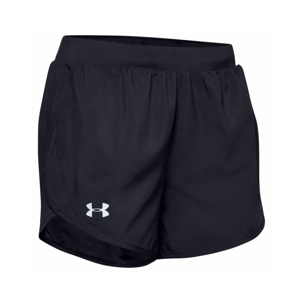 Under Armour W Fly By 2.0 Short Black - XS
