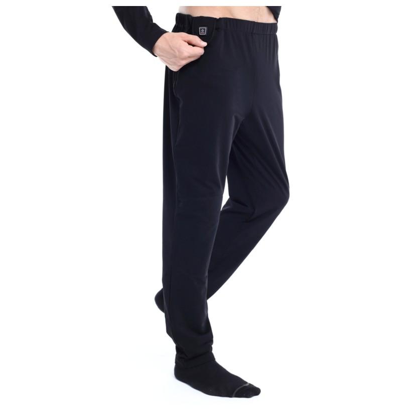 Vyhřívané kalhoty Glovii GP1 černá - L