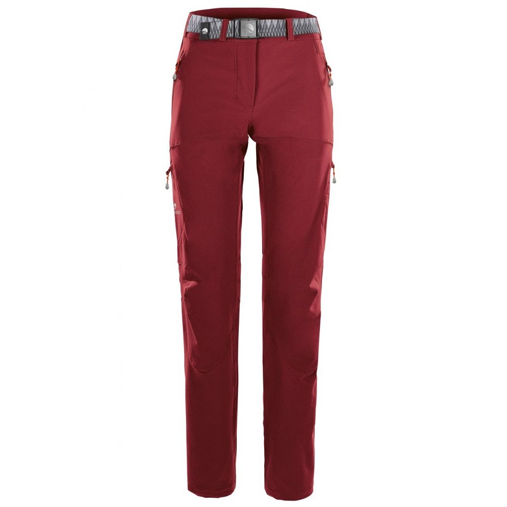 Ferrino Hervey Winter Pants Woman New Bordeaux - 40XS