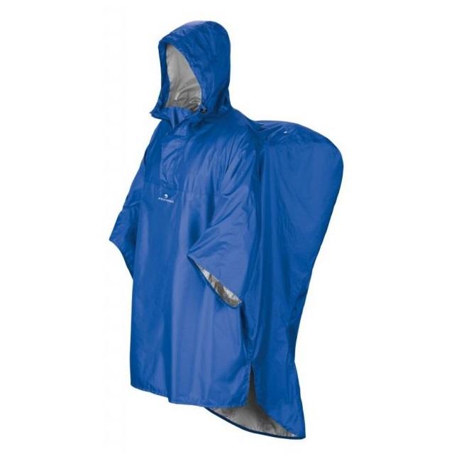 Pončo pláštěnka FERRINO Hiker modrá - L/XL