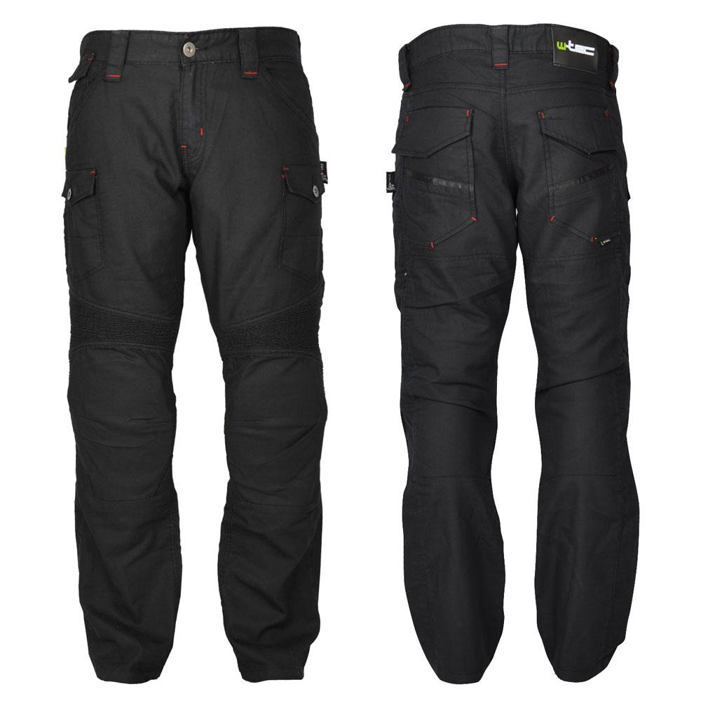 Pánské jeansy na motorku W-TEC Cruiser 32/XS