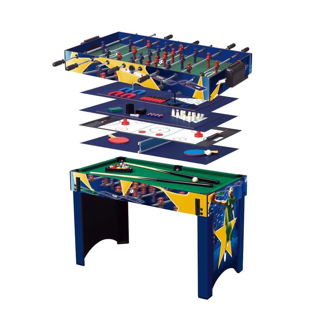 Hrací stůl 13 v 1 WORKER Supertable