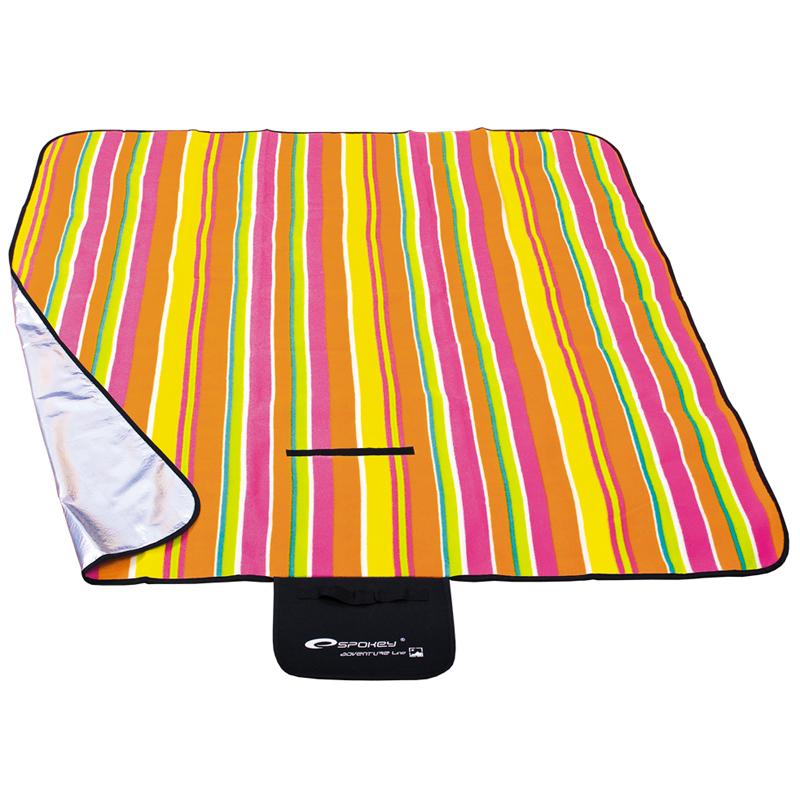 Pikniková deka Spokey 130 x 150 cm