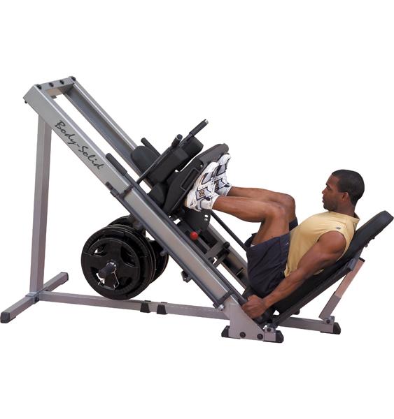 Leg press and Hack squat Body-Solid GLPH1100 - Záruka 10 let + Montáž zdarma + Servis u zákazníka