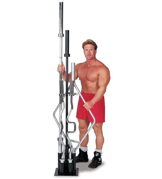Stojan na olympijské tyče OBH5 Body-Solid