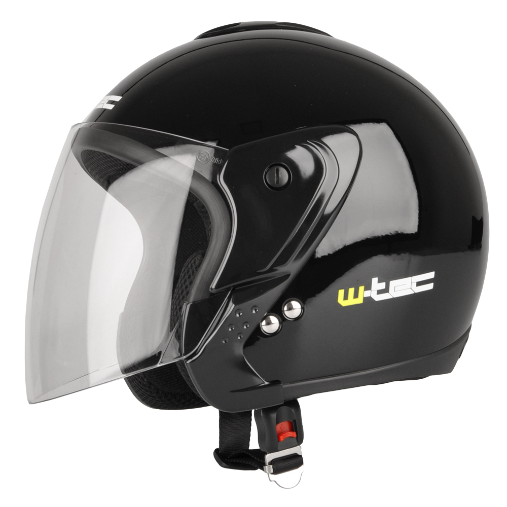 Moto přilba W-TEC MAX617 černá - XS (53-54)