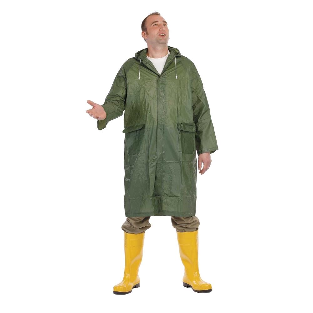 Rybářská pláštěnka Irwell zelená - L