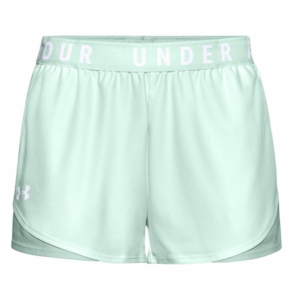 Under Armour Play Up Short 3.0 Mint - XS
