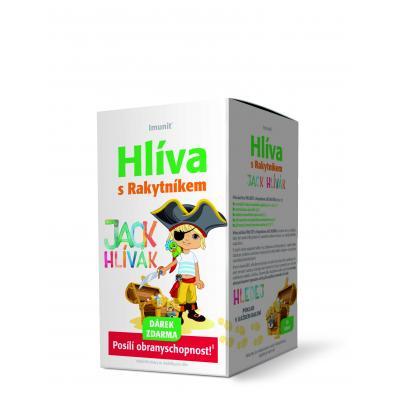 Hlíva ústřičná pro děti Imunit Jack Hlívák 60 tablet