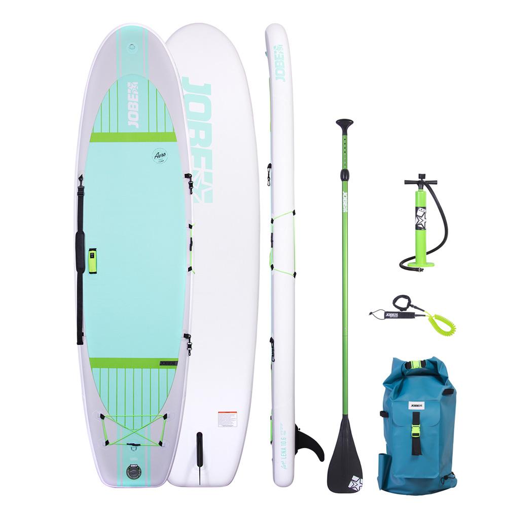 Paddleboard s příslušenstvím Jobe Aero SUP Lena Yoga 10.6