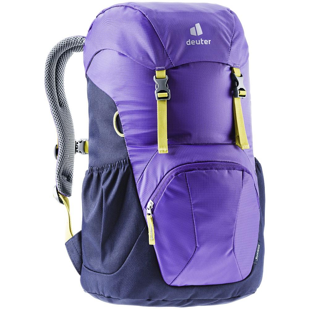 Dětský batoh Deuter Junior violet-navy