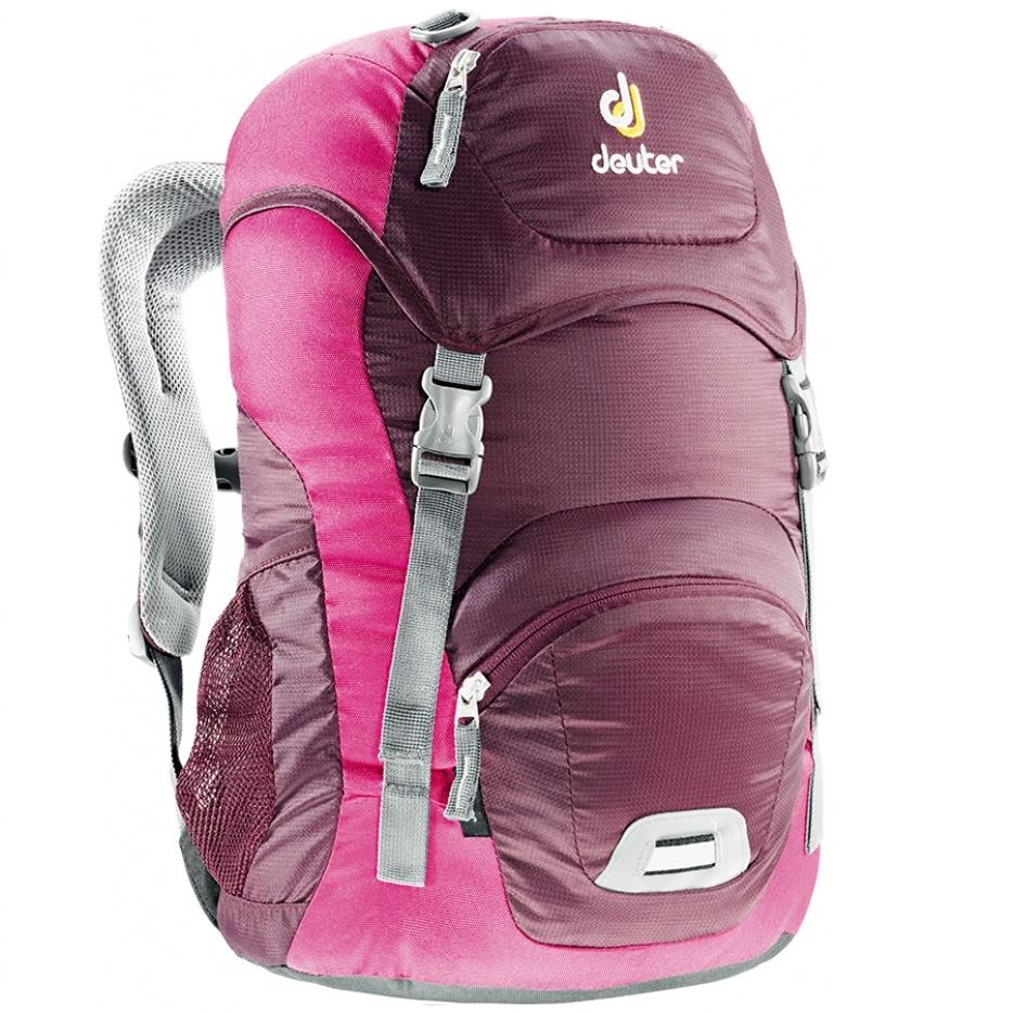 Dětský batoh DEUTER Junior 2016 fialovo-růžová