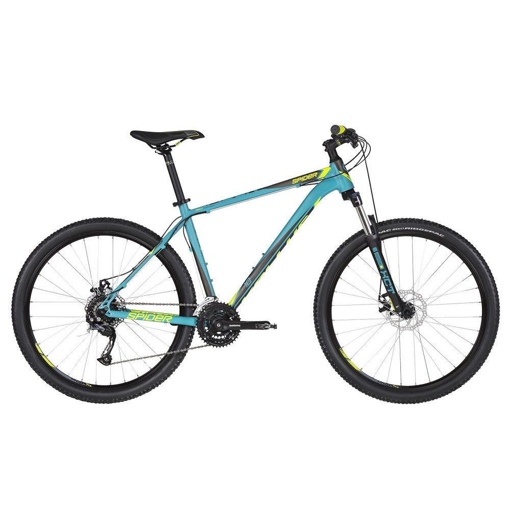 Kellys SPIDER 10 275  model 2019 Turquoise  XS 15