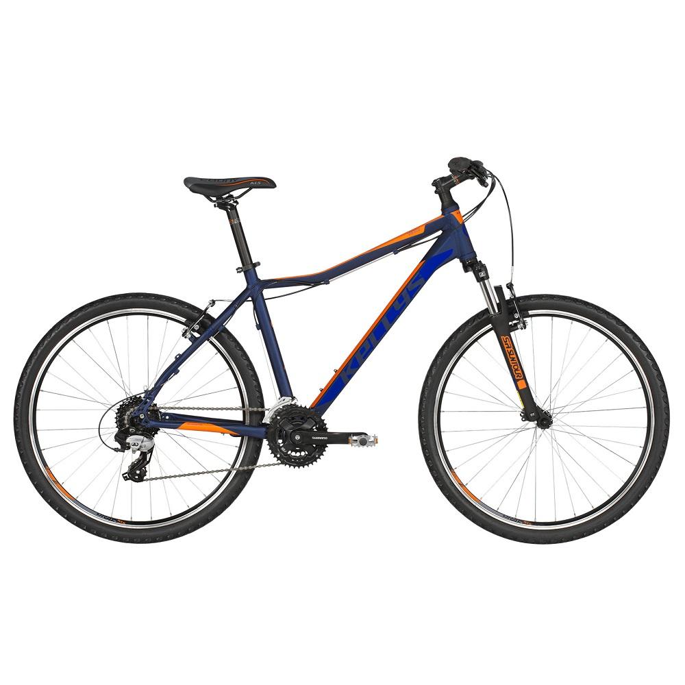 "Dámské horské kolo KELLYS VANITY 20 27,5"" - model 2019 Neon Orange Blue - M (17"") - Záruka 10 let"