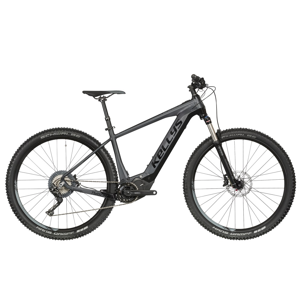 Kellys TYGON 50 275  model 2019 Black  S