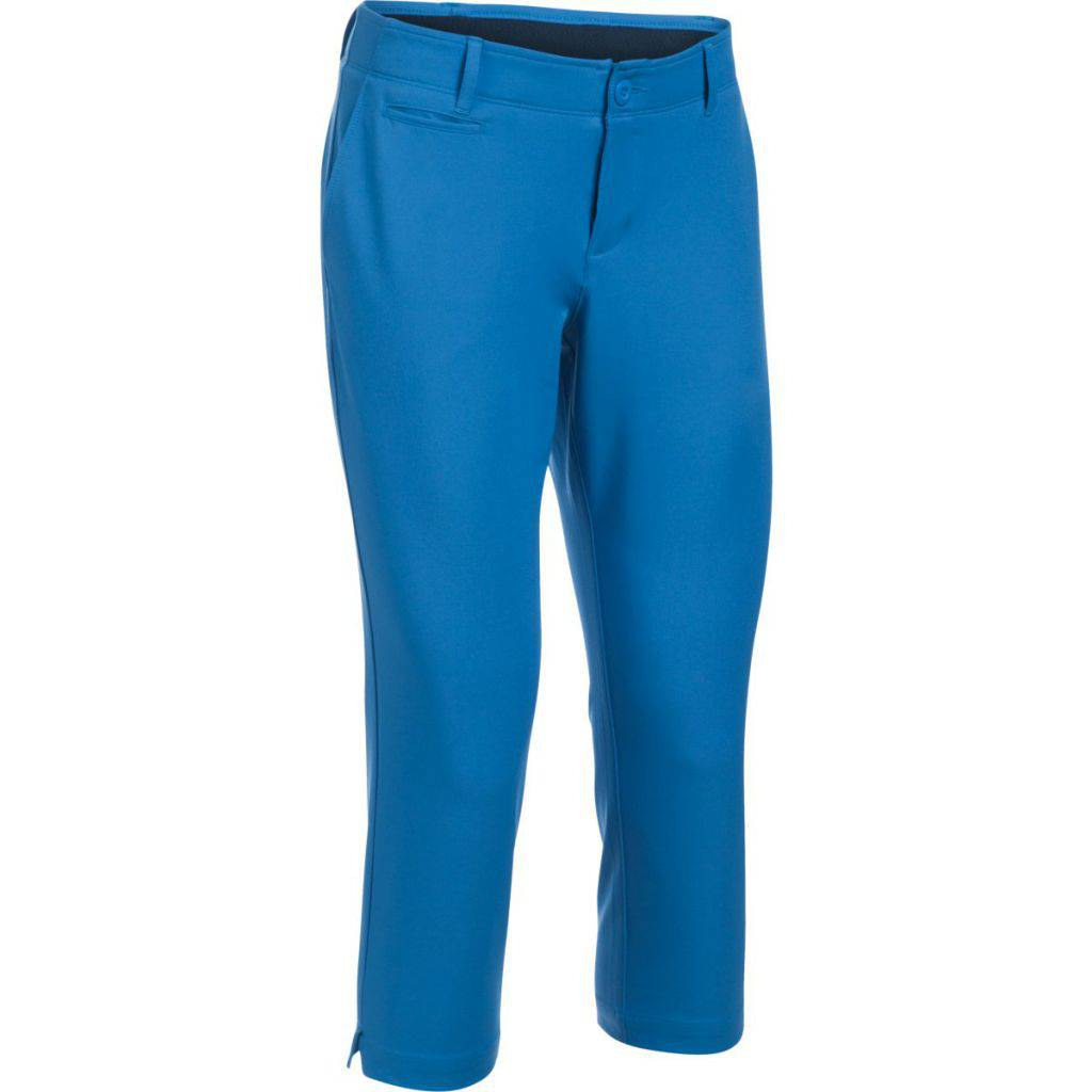 Under Armour Links Capri Blue Space - 6