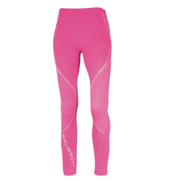 Dámské thermo kalhoty Brubeck THERMO růžová - L