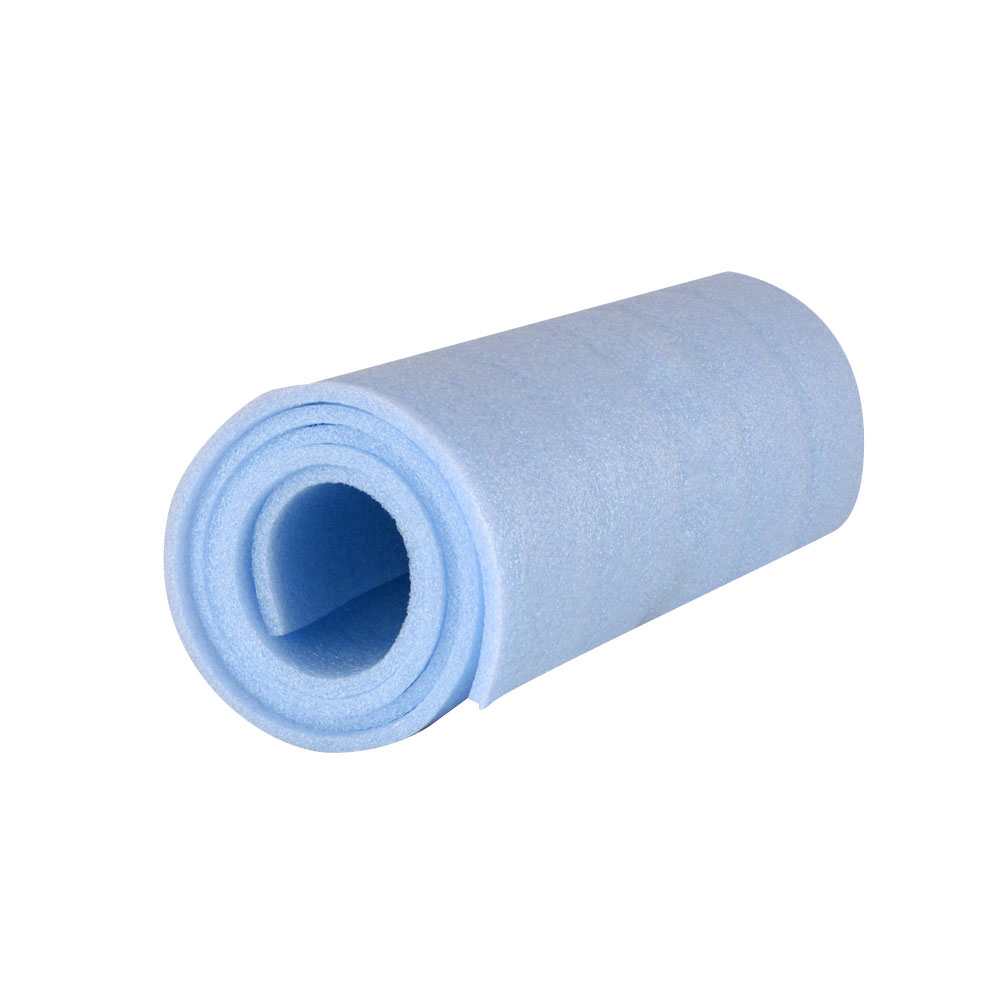 Karimatka Yate Aerobic 180x50x0,8 cm modrá