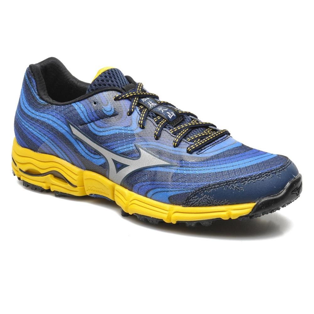 Pánské trailové boty Mizuno Wave Kazan 43
