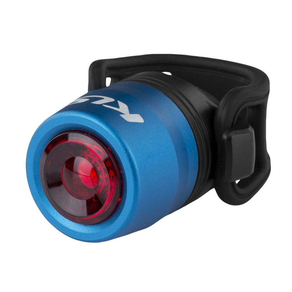 Zadní světlo Kellys IO USB Rear Blue