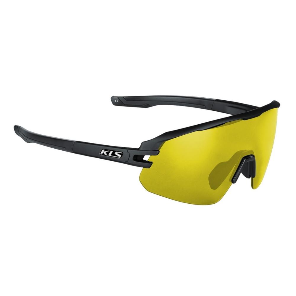 Sluneční brýle Kellys Cyclone HF Ink Black