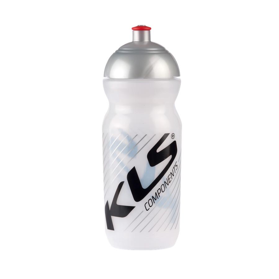 Cyklo láhev KELLYS GOBI 0,5 l bílo-šedá