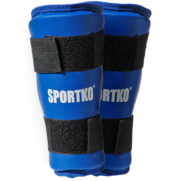 Chrániče holení SportKO 332 modrá - L