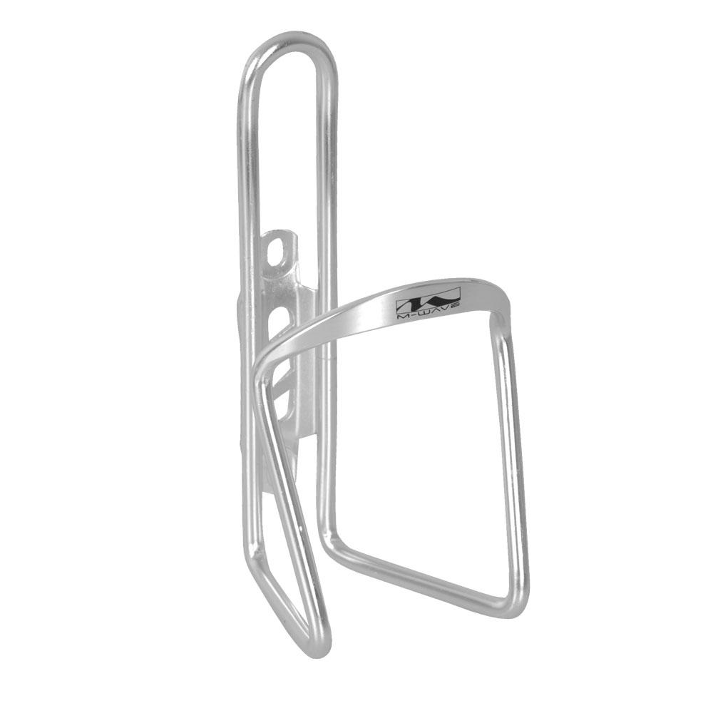 Košík na láhev Nexelo L200514 Al stříbrný