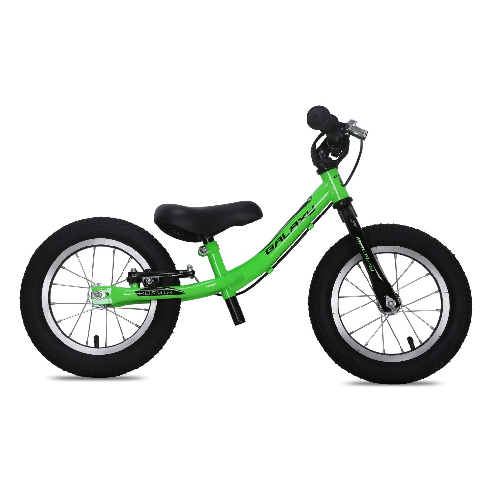 Odrážedlo GALAXY Kosmík - model 2016 zelená