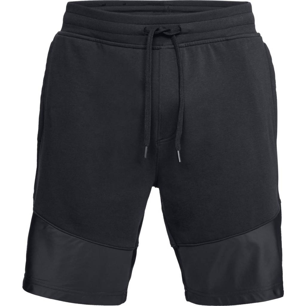 Under Armour Threadborne Terry Short BlackBlack - L