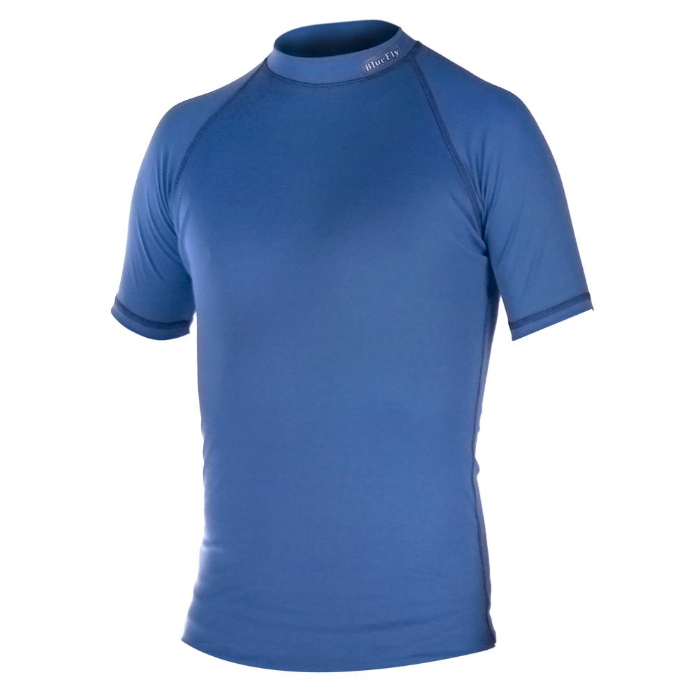 Triko krátký rukáv Blue Fly Termo Pro modrá - XS