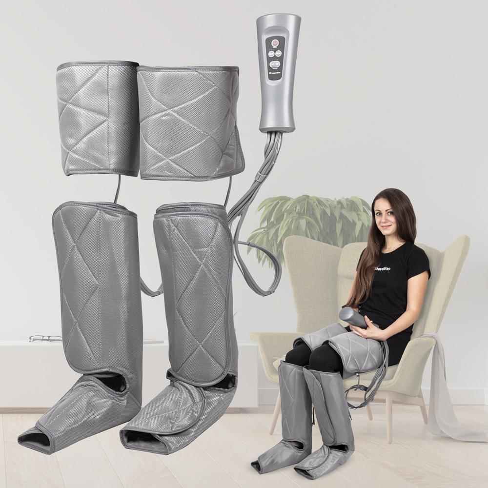 Kompresní masážní přístroj na nohy inSPORTline Beinhowair