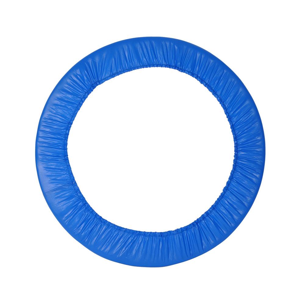 Kryt pružin na trampolínu 140 cm modrá