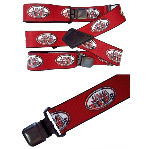 MTHDR Suspenders JAWA Red