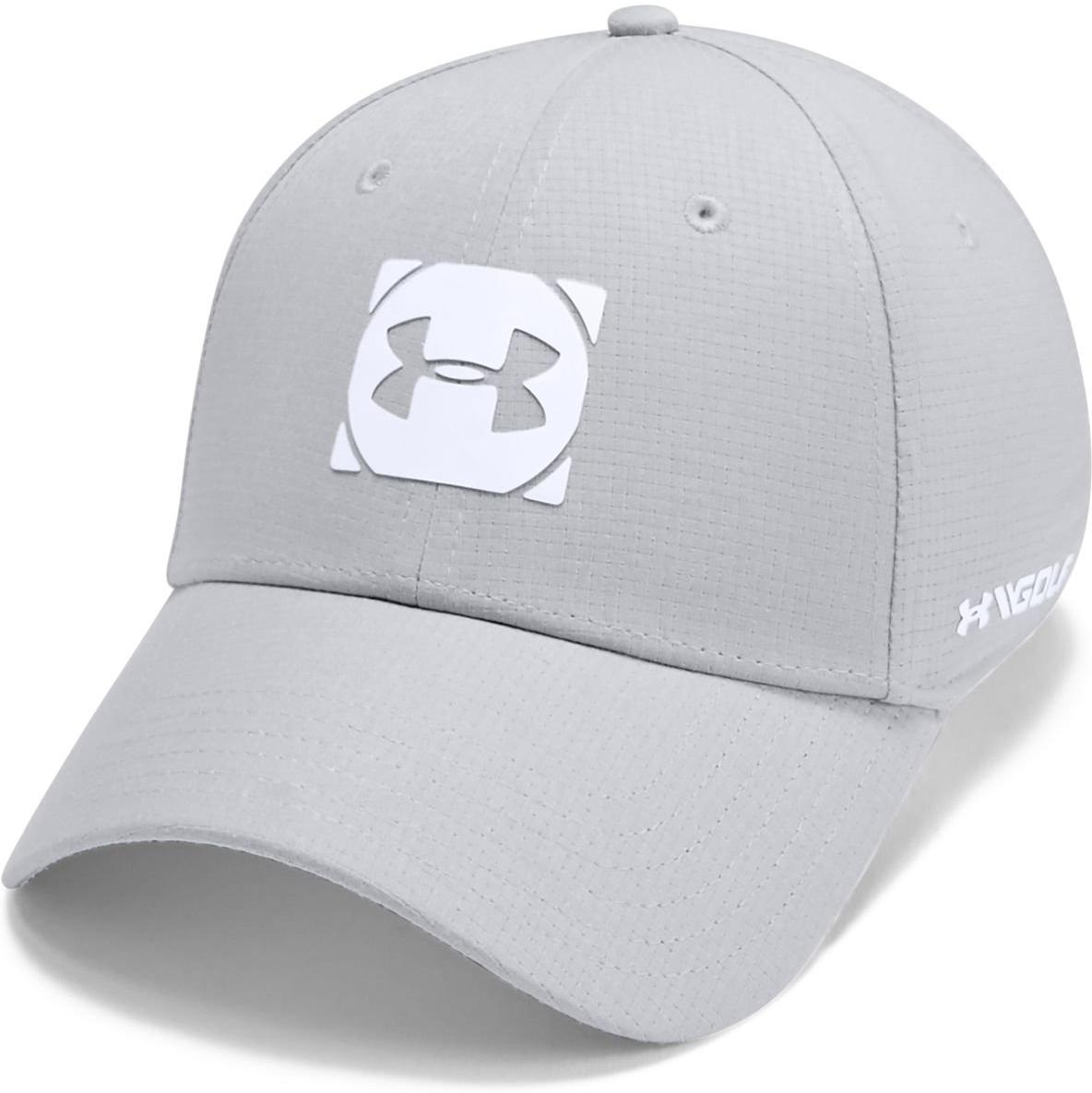 Under Armour Mens Official Tour Cap 3.0 Mod Gray - ML (55-58)