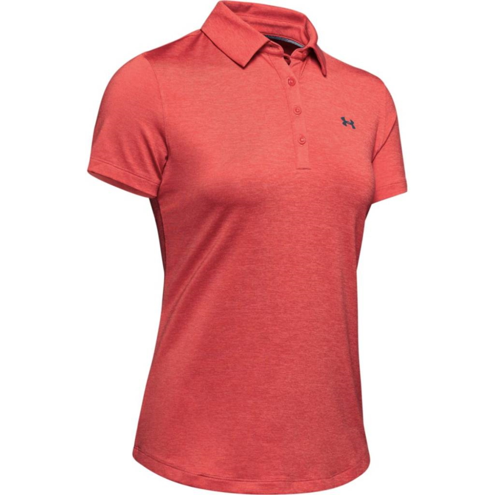 Under Armour Zinger Short Sleeve Polo Daiquiri - XS