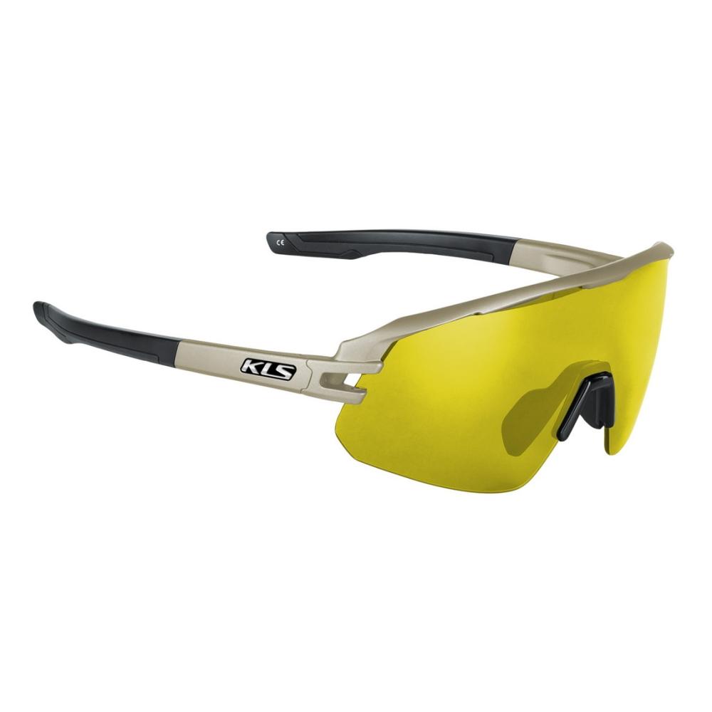 Sluneční brýle Kellys Cyclone HF Sandstorm Grey