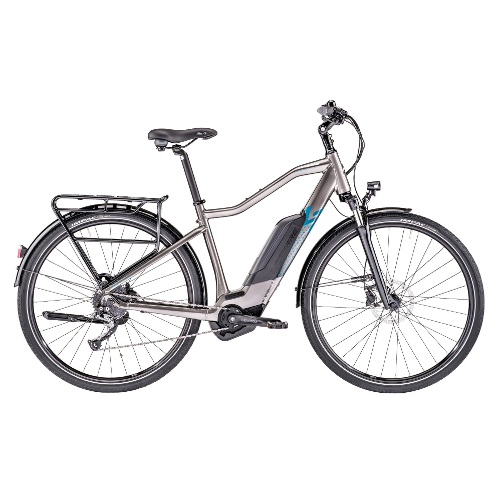 Lapierre Overvolt Trekking 600 400Wh W 28  model 2019 XL 560 mm