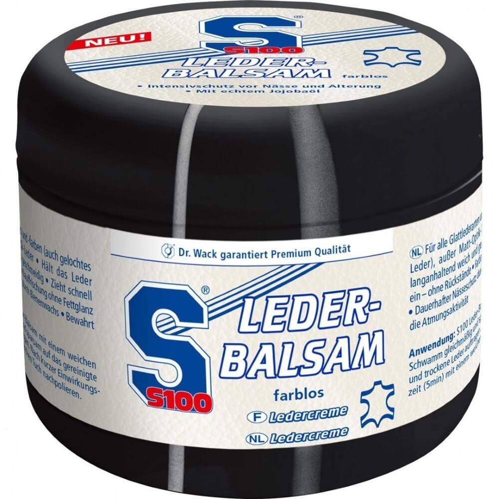Balzám na kůži S100 Leder-Balsam 250 ml