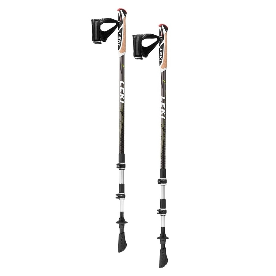 Nordic Walking hole Leki Traveller Alu