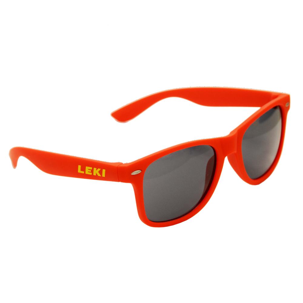 Sluneční brýle Leki Sunglasses 2018 neon red