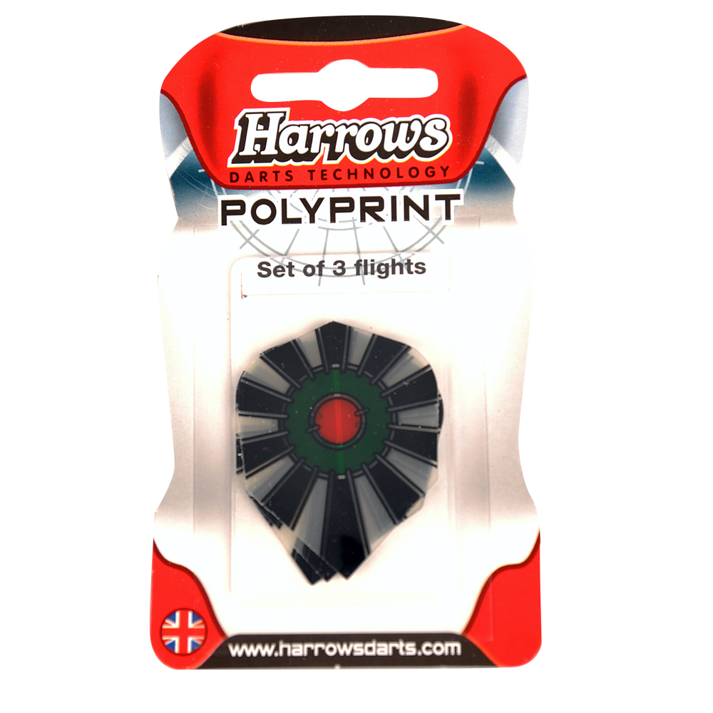 Harrows Polyprint Terč