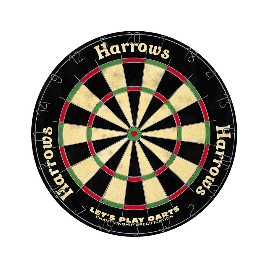 Harrows Lets Play Darts