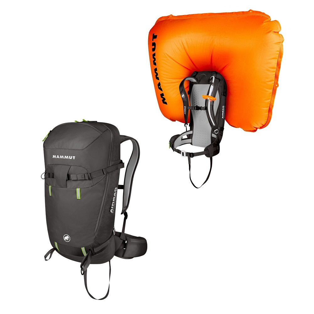 Mammut Light Removable Airbag 30 30l Graphite