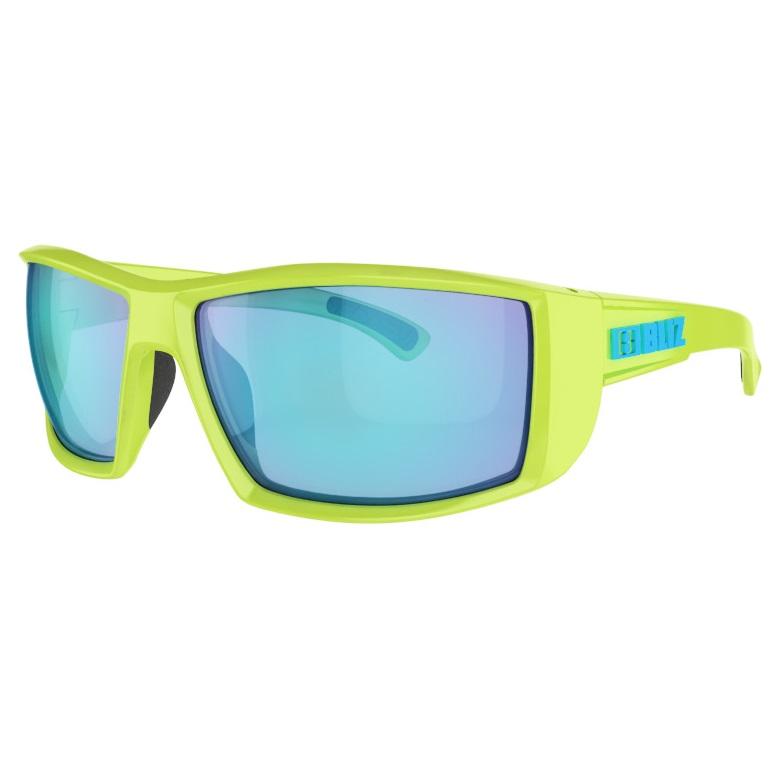 Sportovní sluneční brýle Bliz Drift limetková