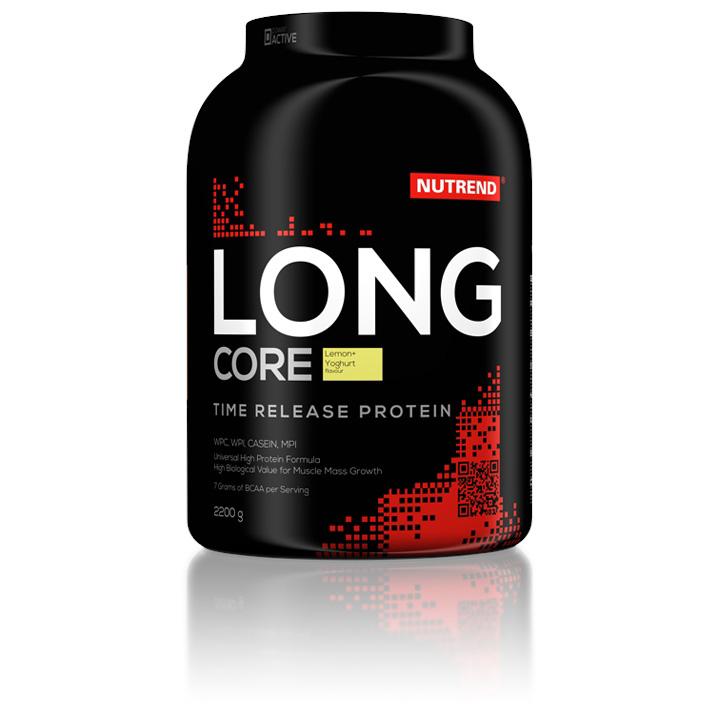 Práškový koncentrát Nutrend Long Core 80 vanilka